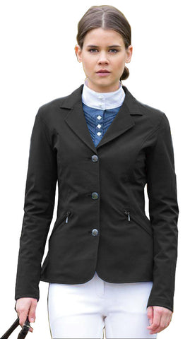 HORSEWARE COMPETITION JACKET BLACK