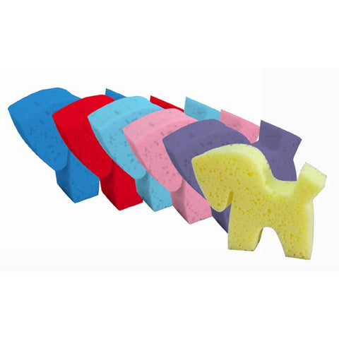 Pony Shaped Sponges