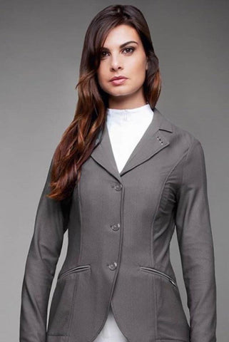 AA Alessandro Albanese Motion Lite Show Jacket - Grey