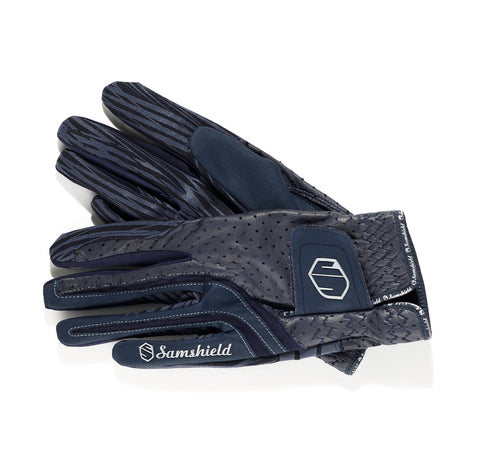 Samshield V2 Skin Navy Gloves