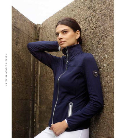 AA Lula Soft Zip Exercise Top