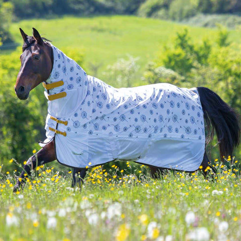 Shires Tempest Original Dandelion Fly Sheet