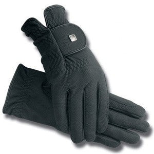 SSG Soft Touch Gloves Black