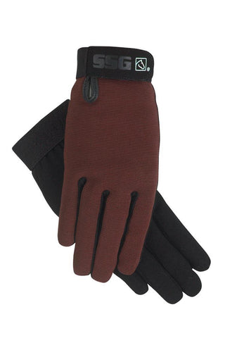 SSG All Weather Gloves - Brown #8600