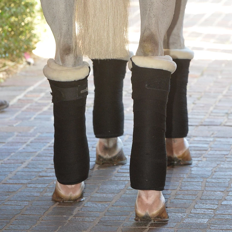 Equifit SHEEPSWOOL™ T-FOAM™ STANDING WRAPS