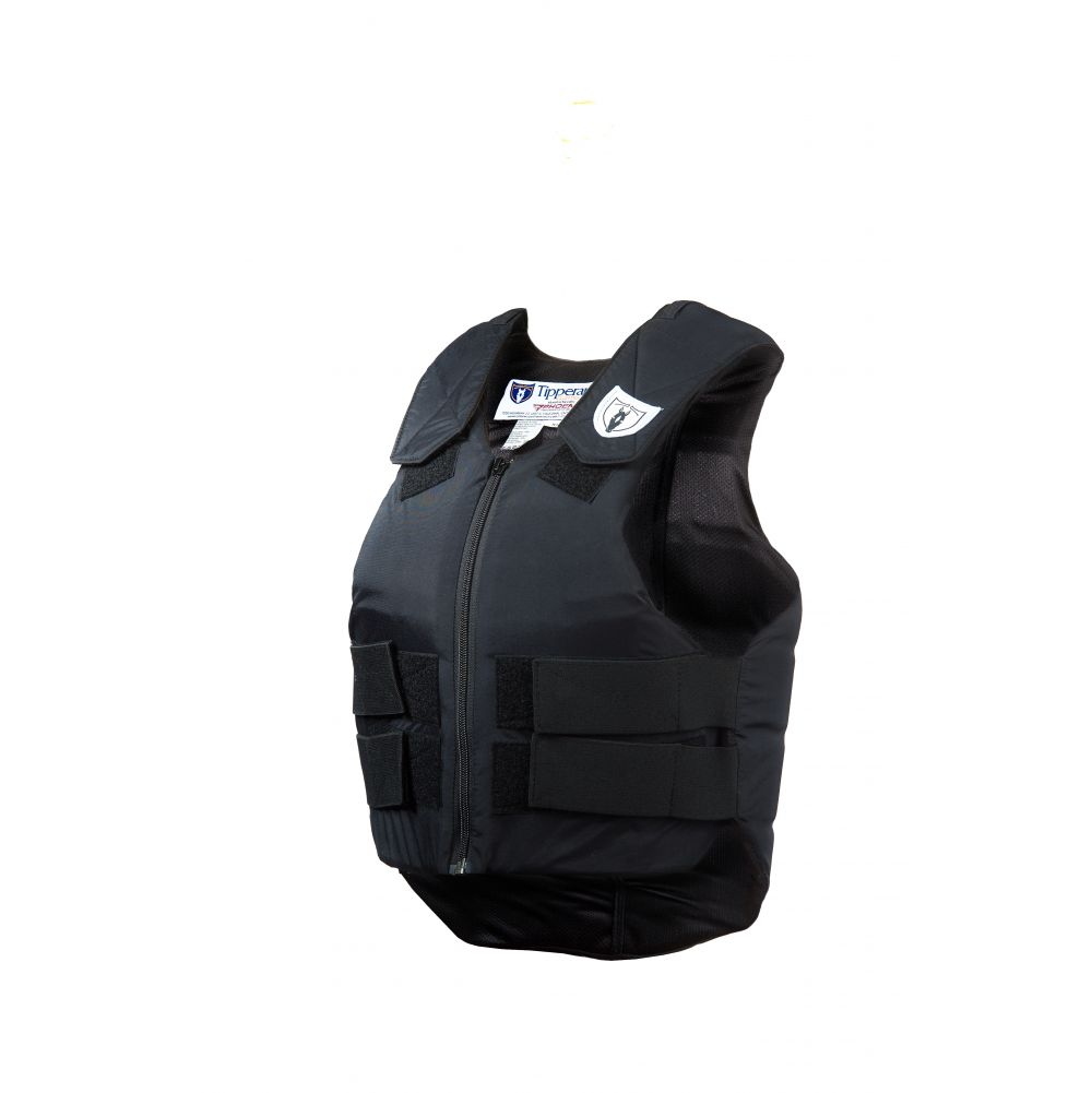 Tipperary Youth Ride-Lite Safety Vest - Taslan Black