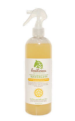 Ecolicious Waterless Wash Deep Cleaning Spray