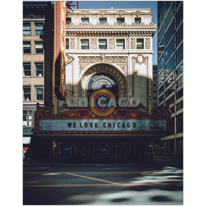 We Love Chicago - Print