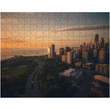 Chicago Sunrise - Puzzle