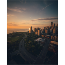 Load image into Gallery viewer, Chicago Sunrise - Print