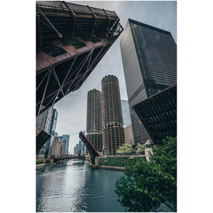 Towering Above - Print