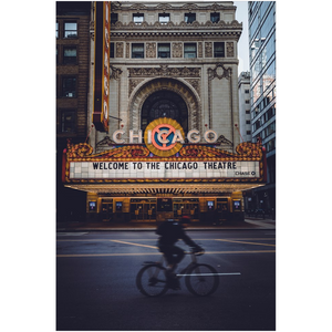 Welcome to the Theatre - Print