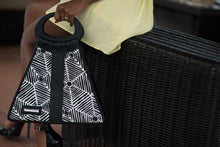 Load image into Gallery viewer, Crosswalk Triangle Bag