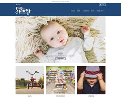 sprinh children shopify design thumb