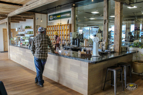 Vail Mountain Coffee and Tea Roastery Cafe
