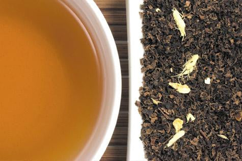 Ginger Peach (Decaffenaited) | Vail Mountain Coffee and Tea