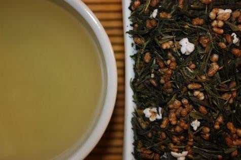 Genmaicha Green Tea | Vail Mountain Coffee and Tea