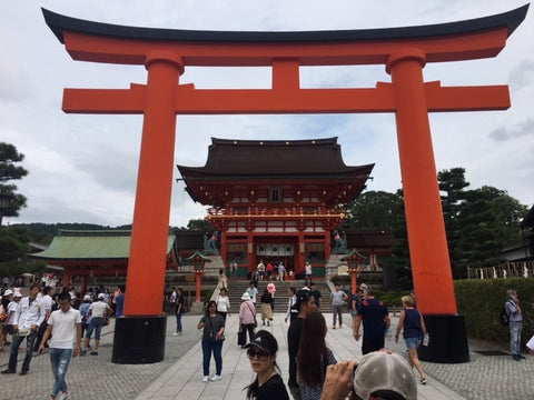 Fushimi Inari Shrine (伏見稲荷大社