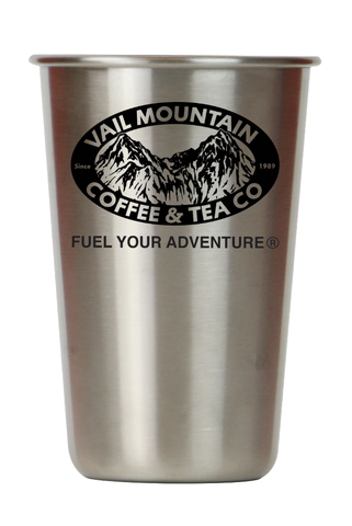 16 oz EcoVessel Stainless Steel Tumbler