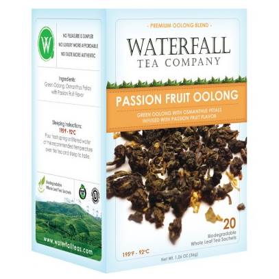 Passion Fruit Oolong Tea | Vail Mountain Coffee and Tea