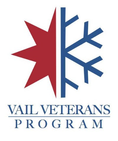 Vail Veterans Program logo