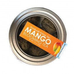Mango Blooming Green Tea | Vail Mountain Coffee and Tea