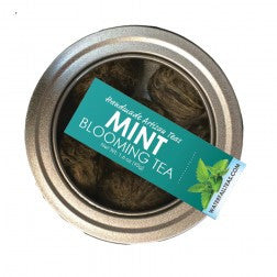 Mint Blooming Green Tea | Vail Mountain Coffee and Tea
