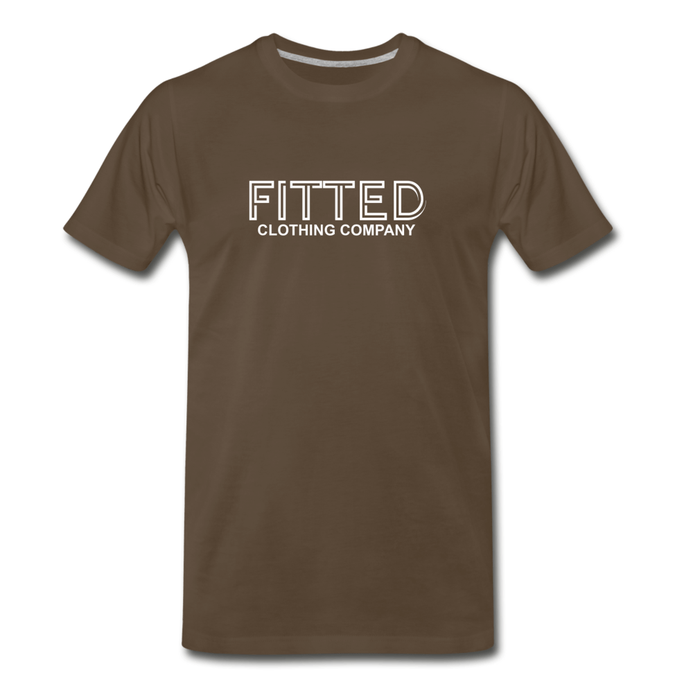 Fitted Clothing Co Men's Premium T-Shirt - Fitted Clothing Company
