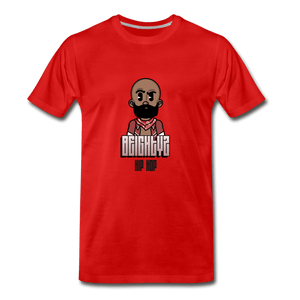 8802 Hip Hop Men's Premium T-Shirt - Fitted Clothing Company