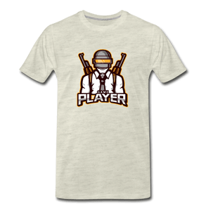 Game Player Men's Premium T-Shirt - Fitted Clothing Company
