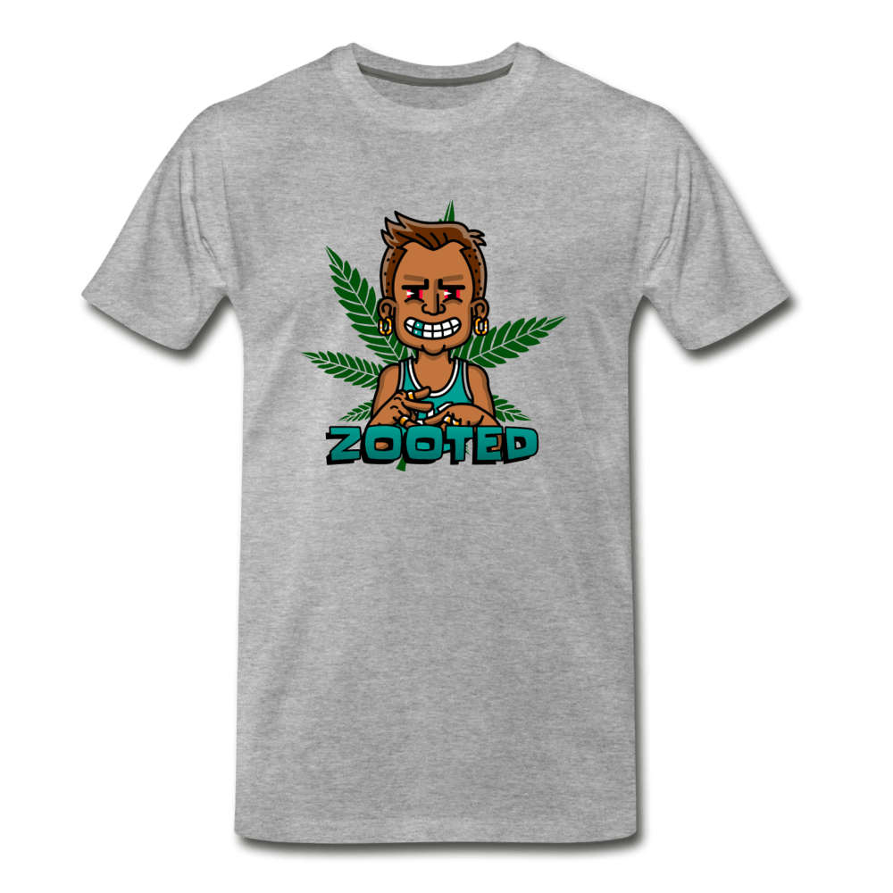 Zooted Men's Premium T-Shirt - Fitted Clothing Company