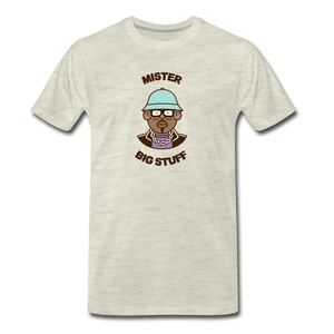 Mister Big Stuff Men's Premium T-Shirt - Fitted Clothing Company
