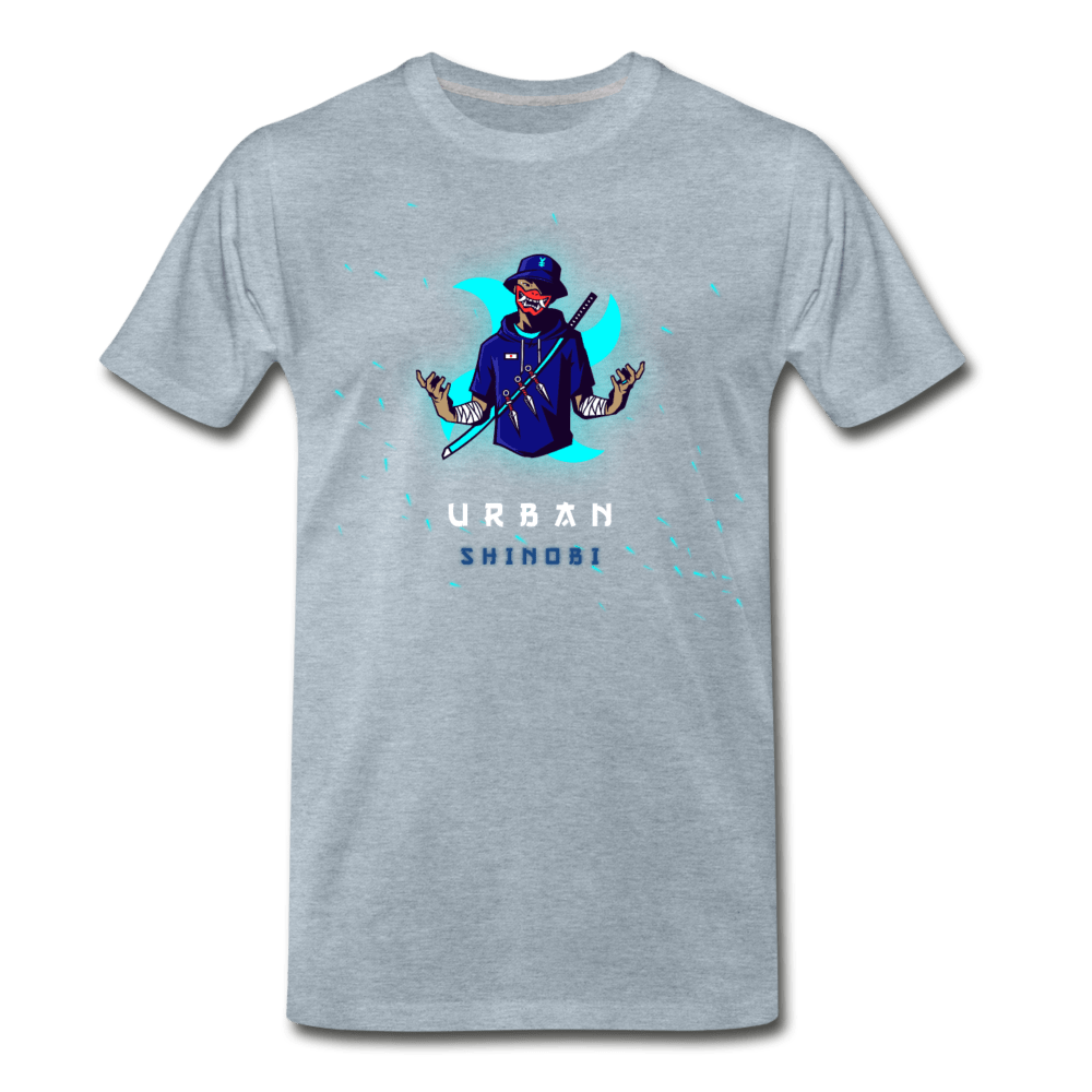 Urban Shinobi Men's Premium T-Shirt - Fitted Clothing Company