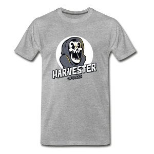 Harvester of Souls Men's Premium T-Shirt - Fitted Clothing Company