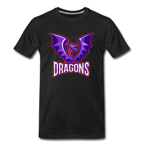Mighty Dragons Men's Premium T-Shirt - Fitted Clothing Company