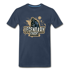 Legendary Knight Men's Premium T-Shirt - Fitted Clothing Company