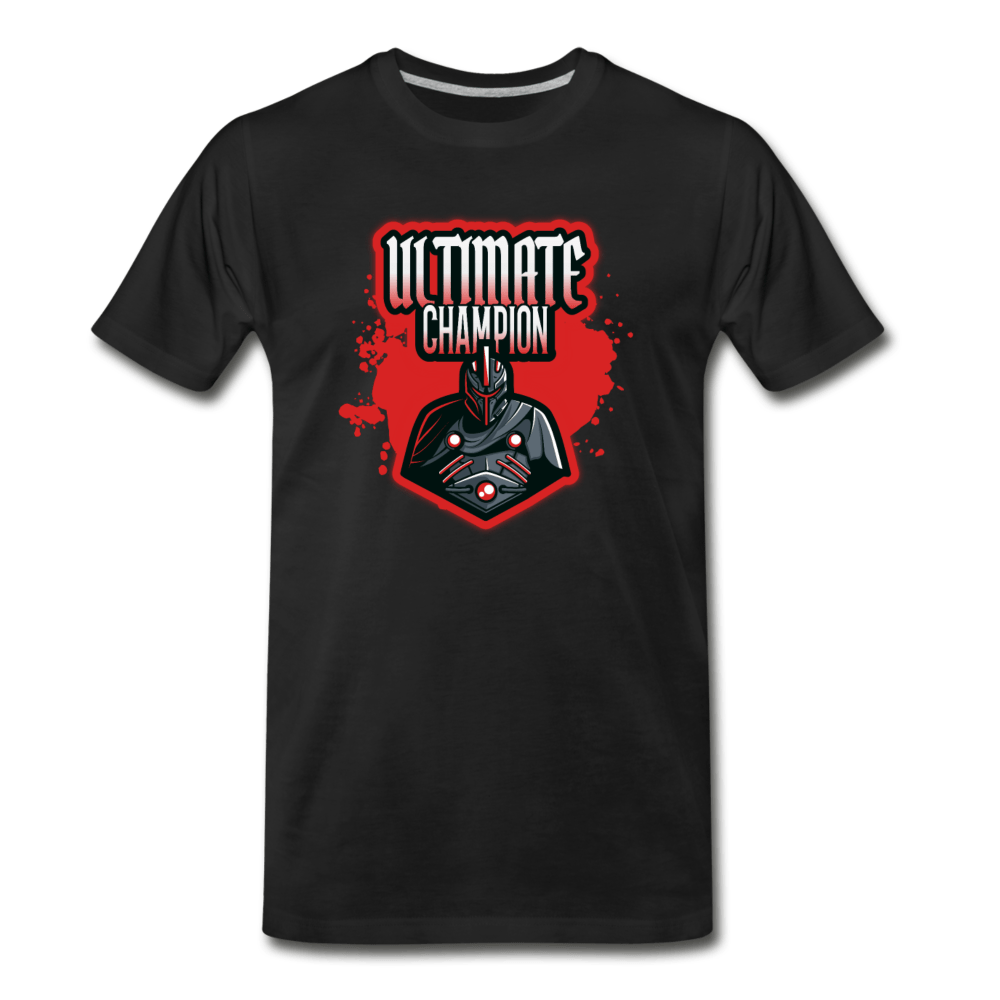 Ultimate Champion Men's Premium T-Shirt - Fitted Clothing Company