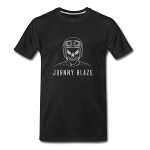 Johnny Blaze Men's Premium T-Shirt - Fitted Clothing Company