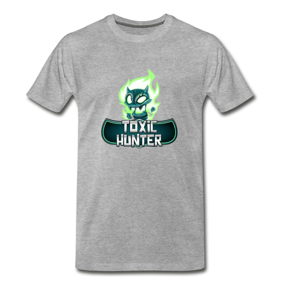 Toxic Hunter Men's Premium T-Shirt - Fitted Clothing Company
