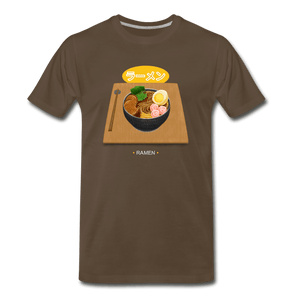 Ramen Men's Premium T-Shirt - Fitted Clothing Company