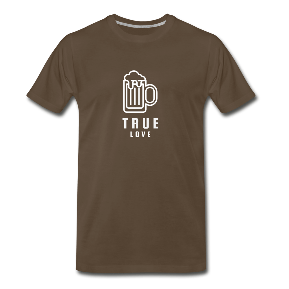 True Love Men's Premium T-Shirt - Fitted Clothing Company