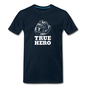 True Hero Men's Premium T-Shirt - Fitted Clothing Company
