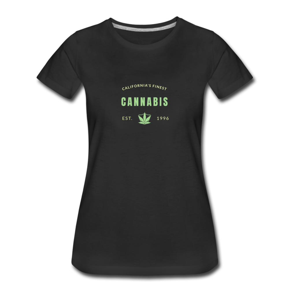 California Finest Women's Premium T-Shirt - Fitted Clothing Company