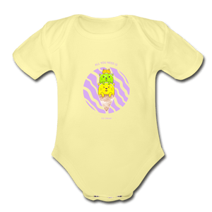 All You Need Is Organic Baby Onesie - Fitted Clothing Company