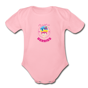 Berries Organic Baby Onesie - Fitted Clothing Company