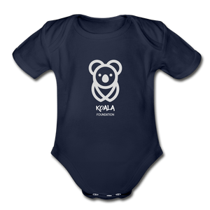 Koala Organic Baby Onesie - Fitted Clothing Company