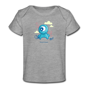 Little Moster Organic Baby T-Shirt - Fitted Clothing Company