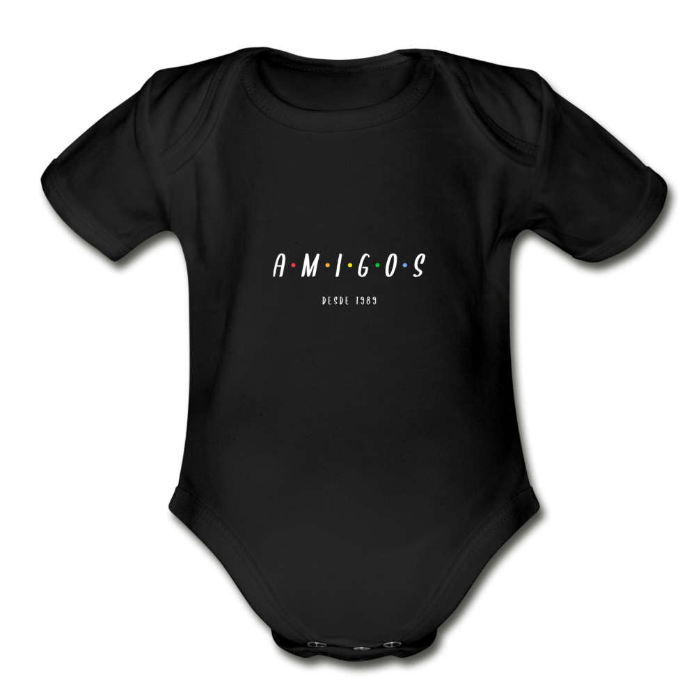 Amigos Organic Baby Onesie - Fitted Clothing Company