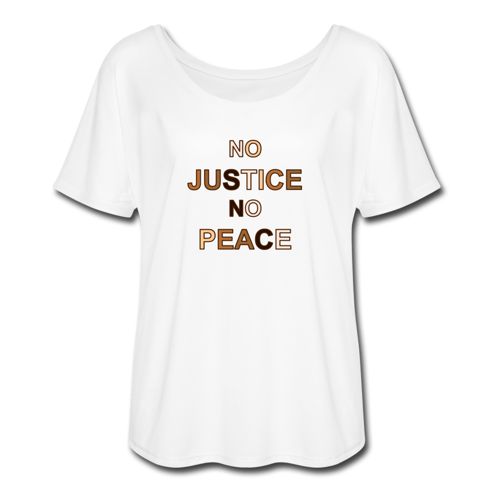 U NJNP Women's Flowy T-Shirt - Fitted Clothing Company