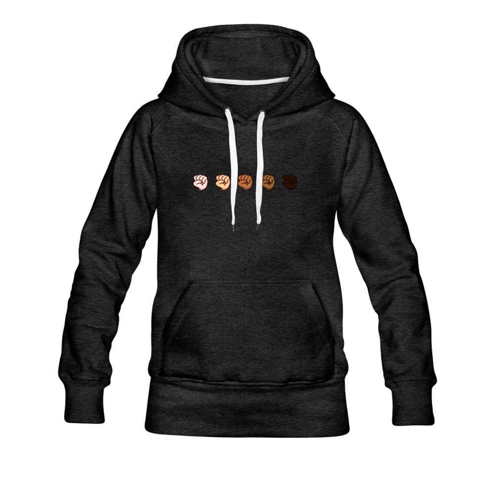 U Fist Women's Premium Hoodie - Fitted Clothing Company